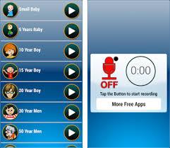 the voice apk boy voice changer free apk version 1 2 6