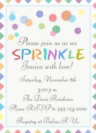 baby sprinkle invitations free printable baby sprinkle invitations baby sprinkle