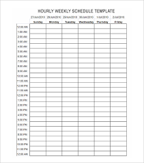24 Hour Work Schedule Template Excel 24 Hours Schedule Template 8 Free Word Excel Pdf Format