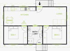 Floor Plan Granny Flat New One Bedroom 50m2 Granny Flat Brisbane Granny Flat Floor