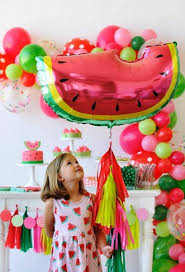 watermelon birthday party ideas for your little u0027s birthday