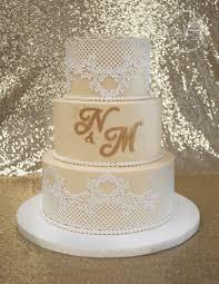 wedding cake lace forever after cakes wedding cake lake jackson tx weddingwire