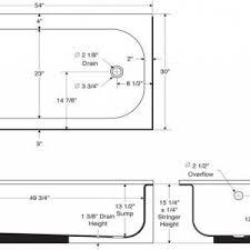 Size Bathtub Https I Pinimg Com 736x E1 Ea C7 E1eac754012bbdd