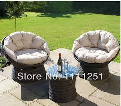 Cheap Wicker Chairs Popular Outdoor Wicker Swivel Chair Buy Cheap Outdoor Wicker
