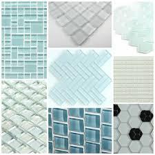 clear glass tiles rockrosewine