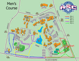 Ut Campus Map Uttylerpatriots Com 2010 Asc Cross Country Championship Meet