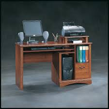 Office Computer Desk With Hutch by Furniture Have An Enjoyable Computer Desk With Sauder Computer