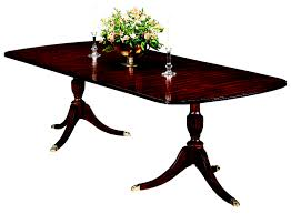 dining category tables image 2208 double pedestal dining