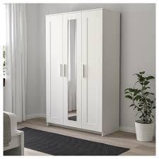 Wohnzimmerschrank Osnabr K Brimnes Kleiderschrank 3 Türig Ikea