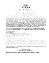 best apprentice electrician resume example livecareer industrial