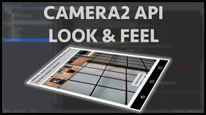 tutorial android hardware camera2 how to use android camera 2 api s part 1 look feel youtube