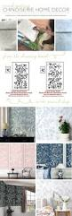 trend spotting chinoiserie home decor stencil stories