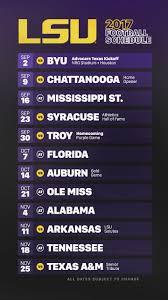 thanksgiving tv football schedule best 25 lsu football schedule ideas on pinterest lsu game
