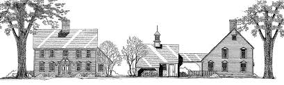Saltbox House Floor Plans The Saltbox Colonial Exterior Trim And Siding The