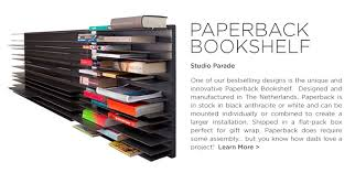 Paperback Bookshelves Shop Suite Ny For Modern Design Gifts For Father U0027s Day Suite News