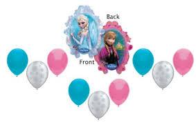 frozen balloons frozen balloons frozen party supplies disney s frozen gifts