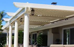 Louvered Patio Roof Louvered Roof Systems Retractable Awnings Expand Your Outdoor