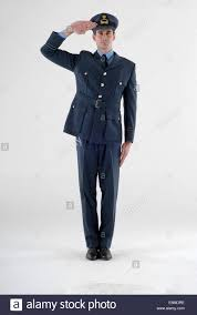 man in comedy costume fancy dress as a royal air force fighter