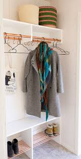 diy storage ideas for clothes best 25 coat storage ideas on pinterest hallway coat storage