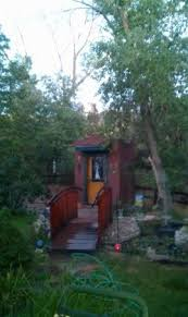 Backyard Guest Cottage by Grizzly Rose Guest Cottage And Deerhaven Guest Cottage Picture