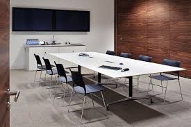 White Conference Table Office Meeting Tables Meeting Furniture Fusion