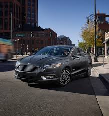 ford fusion 2017 interior 2017 ford fusion sedan features ford com