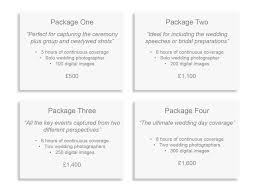 wedding photography packages wedding photography packages 15 wedding checklist