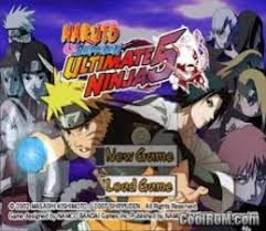 kumpulan game format iso ps2 naruto shippuden ultimate ninja 5 rom iso download for sony