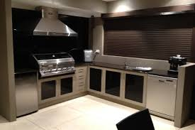 alfresco kitchen outdoor barbecue built in patio kitchens