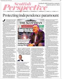 scotsman editor hits back at alex salmond over u0027ill informed