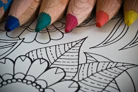 free images hand creative leaf pattern color paint