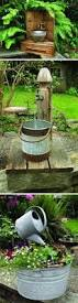 Patio Fountains Diy by 247 Best Ponds Fountains U0026 Water Accents Images On Pinterest