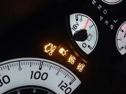 toyota sienna vsc light meaning check engine vsc off vsc trac light on at same time toyota fj
