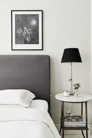 interior design pinspiration the minimalist bedside table decor