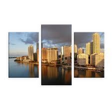 online get cheap manhattan skyline canvas aliexpress com