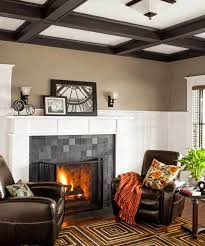 Decorating With A Brown Leather Sofa Decorating With Brown Leather Furniture Tips For A Lighter
