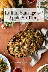 italian sausage and apple recipe sausage apples and
