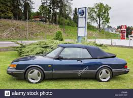 saab convertible green saab 900 stock photos u0026 saab 900 stock images alamy