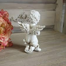 praying cherub ornament melody maison