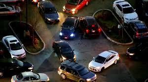 suffolk respond to black friday traffic jam at tanger