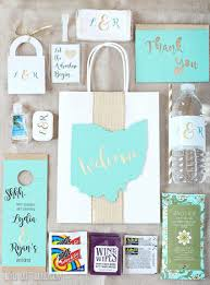 hotel gift bags for wedding guests diy wedding guest gift bags essentials essentials wedding and bag