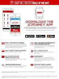free jcpenney apps for iphone u0026 android download our jcp