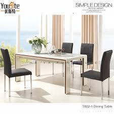 Glass Dining Table And Chairs Luxury Dining Table Luxury Dining Table Suppliers And