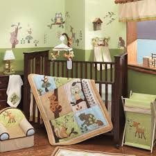 enchanted forest baby crib bedding set by lambs ivy 5 piece haammss