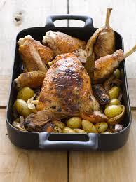 cuisine de norbert poulet rôti en mieux de norbert tarayre recette de poulet rôti