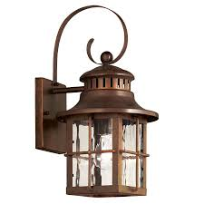 Craftsman Style Outdoor Lighting by Add Character To Your Outdoors With Antique Outdoor Lights