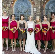 wedding dresses for of honor is matron of honor dress different than the bridesmaid the