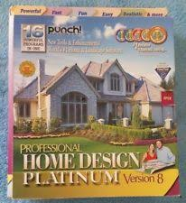 punch software professional home design suite platinum punch professional home design suite platinum ebay
