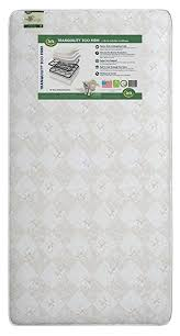 Serta Crib Mattress Reviews Serta Tranquility Eco Firm Crib And Toddler Mattress