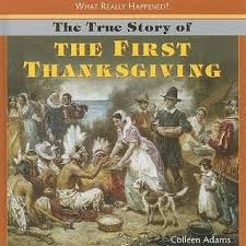 the true story of the thanksgiving by colleen